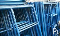 Scaffolding For rent or sale. H-frames,A-frame,Cat