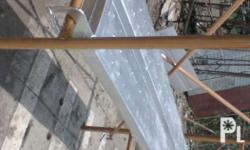 Scaffolding LADDER for sale only for P1,750 Catwalk ---
