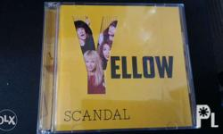 Selling brand new SCANDAL Yellow album fresh from
