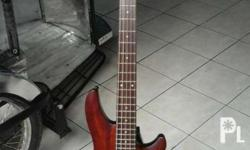 4sale active 5string bass no issue low action malambot