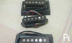 FSO: Schecter Japan Pickups (H-S-H Set) These pickups