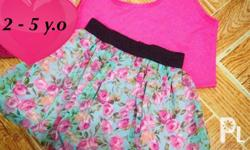 Scoopback terno 2-5 yrs old Search FB: chantelleshoppe