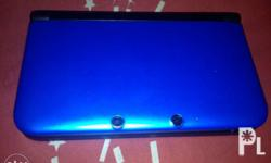 scratchless Nintendo 3DS LL/XL for sale, 3 free games