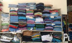 Inventory sale of SCRUB SUITS Assorted colors Assorted