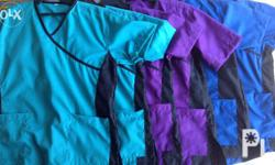 Scrub suits Display Items Broken sizes Tops or pants