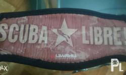 I am selling my scuba libre limited edition mask