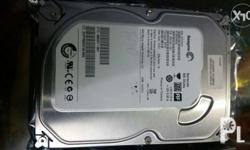 Seagate 500gb hard drive Very good condition