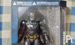 Unopened Dc collectibles armored batman.. Mint
