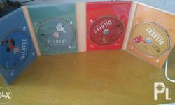 Dilbert Cartoons DVD (Imported) Season 1-4 Angelo