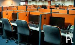 Seats for BPO and Gaming Facilities in Bagumbayan for