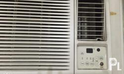 Second hand LG AIR Conditioner WITH REMOTE 2 hp