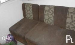 second hand sofa for sale with sligth damage. ideally