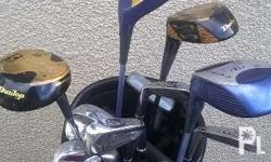 Used Golf clubs 12 pieces. Text me for more information