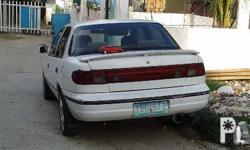 White car with good condition engine... registration