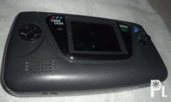 sega game gear no power selling as-is for 1k meet at sm