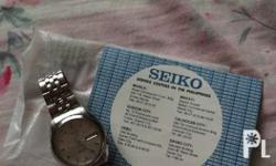 Seiko Automatic Watch For sale only Meet up Sorsogon