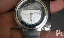 For sale Good as bnew Fitted only Seiko giugiaro