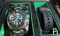 Brand New Seiko Green Turtle Limited Edition 238/3500