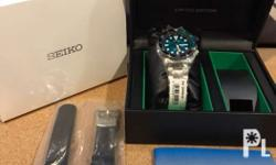 Seiko Green Turtle Prospex SRPB01K1 Limited Edition