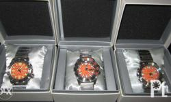 Seiko Orange Monster Brand New, complete with box,