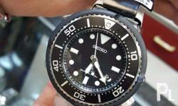 SEIKO PROSPEX limited edition brandnew LOWERCASE Solar