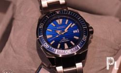 "SEIKO PROSPEX SPECIAL EDITION SERIES "" Save the Ocean """