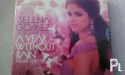 Selling Selena Gomez & The Scene: A Year Without Rain