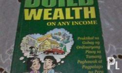 Hello I am Boyet and I am Selling these Self Help Books