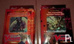 Selling both for 1500 or 900 for Narukami and 800 for