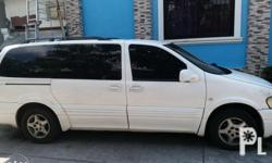 Chevrolet venture 2002 everything on rule, register