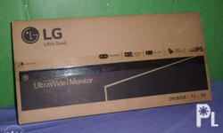 Selling Monitor LG 29um58 Ultrawide or Trade to 34