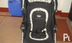 Deskripsiyon The Mother's Choice Cachet stroller has a