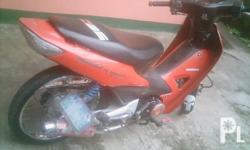 Deskripsiyon SELLING OR TRADE MY HONDA WAVE100R SA PS2