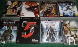 Selling ps3 games 2000 fix na po Los banos area. Chat