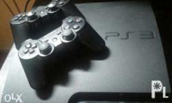 For sale PS3 SLIM 320GB READ details first bago