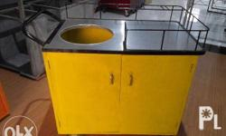 We are selling ready made pushcart good for fishball