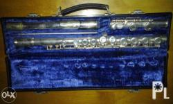 Seler Flute FL302 Made in USA Good Condition