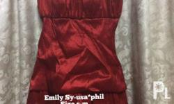 Re-priced at 600 each dress/Not yet worn dresses,some