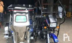 Brandnew tubo type semi stainless sidecar Stainless: