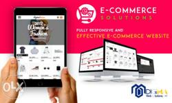 Build your dream, professional business and E-commerce