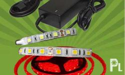 12v Single color led strip light SMD5050 45watts