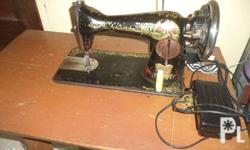 1 durable,sewing machine in good running condition,it