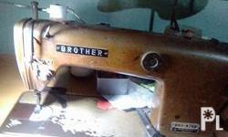 2nd hand sewing machine High speed BROTHER