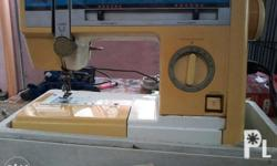 Brother sewing machihe model VX347.6 stitches with