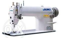 The Juki DDL-8100e is designed for sewing light to