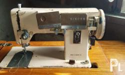 Manual and electric sewing machines no longer in use