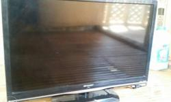 Sharp Aquos 24 LED TV defective,di na po mag on,nagbi