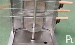 Shawarma Kebab Machine 2 Burners Only Php 11,500.00
