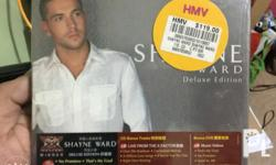Shayne Ward Deluxe CD for sale for only Php 200