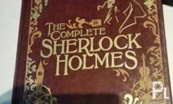 The Complete Sherlock Holmes, Gold Plated